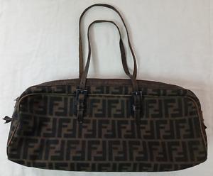Fendi zucca rectangular bag 2579-3BL006