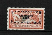 """FRANCE STAMP TIMBRE N° 257A """" MERSON EXPOSITION HAVRE 1929 """" NEUF xx A VOIR V207"""
