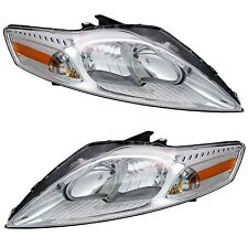 HEAD LAMP HEAD LIGHT HEADLIGHT for FORD MONDEO MA MB PAIR 2007 - 2010