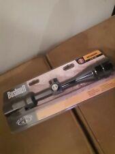 Bushnell  Sportsman Scope  4x-12x.40 waterproof  72-0412 NEW