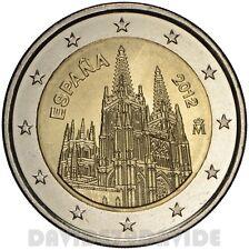 SPAGNA - 2 EURO COMMEMORATIVO 2012 - Cattedrale di Burgos
