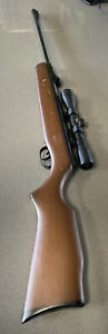 Gamo Hunter 220 Pellet Gun .177 with BSA 22 Special Scope 4x32