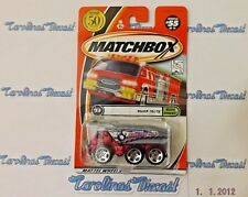 "2002 Matchbox #55 Rescue Rookies Series (dark red) ""DUMP TRUCK"" ~ Q3"