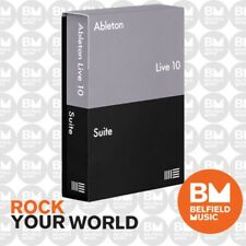 Ableton Live 10 Suite Upgrade from Live Intro - Music Production Software - BM
