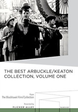 Best Arbuckle / Keaton Collection 1 DVD