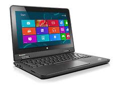 "New Lenovo 11.6"" Thinkpad Yoga 11E TouchScreen Laptop 4G RAM 128GB SSD Win10 Pro"
