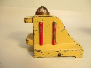 Standard Gauge Lionel 25 Bumper Diecast Cream Red Prewar X7542
