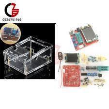 Mega328 Transistor Tester Tft Lcr Capacitance Esr Meter Kit Frequency Signal Diy