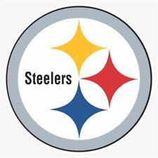 Pittsburgh Steelers Primary Logo Die Cut Vinyl Decal Buy 1 Get 2 FREE