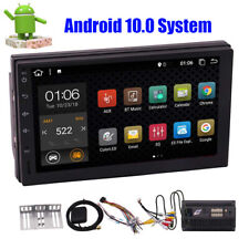 Double Din 7 inch Android 10.0 Quad Core Car Radio In Dash Stereo GPS 4G WIFI