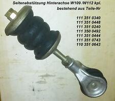 W112 /W109 mercedes-benz oldtimerteile