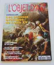 Revue OBJET D'ART ESTAMPILLE 297 1995 Chasses Louis XV Vase Sèvre Schlumberger
