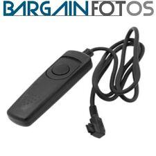 Mando cable 1 metro para Sony a33 a35 a55 a65 a77 a99 disparador remoto