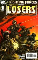 Our Fighting Forces #1 The Losers Comic Book - DC