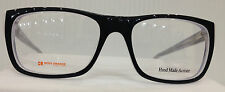 HUGO BOSS ORANGE BO 0070 9O5 BLACK PLASTIC EYEGLASSES FRAME 53-17-140 NEW RX