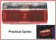 Busch & Muller Toplight LED Linetec Plus Rear LED Dynamo Cycle Light Rack Mount