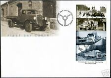 Truck Lorry History Finland Winter War This Day FDC 2007
