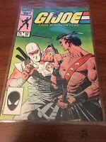 G.I.Joe A Real American Hero #52 (1986 Oct. Marvel)