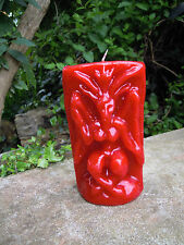 Baphomet candle sabbatic goat Spell supplies Spells Altar Witchcraft Occult