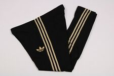 Vintage Adidas Firebird Trefoil Tracksuit Bottoms | Womens 12 | Trackies 80s 90s