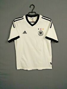 Germany Jersey 2002/04 Home Kids Boys XL Shirt Trikot Football adidas ig93