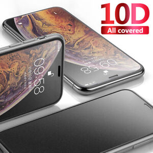 10D Matte Frosted Hydrogel Front Back Full Screen Film Protector For Cell Phones