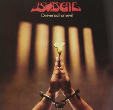 Budgie-Deliver Us From Evil CD NEW