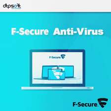 F-Secure Anti-Virus 2019 1 PC Upgrade Antivirus 2018 1 Anno IT EU