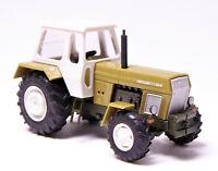 H0 BUSCH Traktor Fortschritt ZT 303-D sienagrün-ecru DDR Allradtraktor # 42849