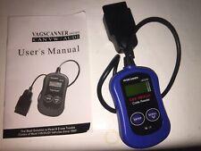 Automotive Diagnostic Full System Scanner SRS ABS Oil EPB OBD2 Diagnostic Tool