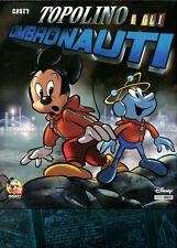 Fumetto -Panini Disney -Topolino Super De Luxe Edition -E gli Ombronauti -Nuovo!