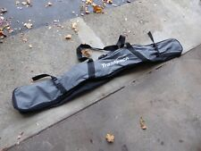 Transpack Gray Padded Alpine Ski Bag New No Tags, Great Bag! 72 x 8 x 6 inches