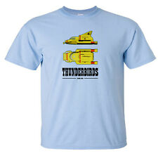 Thunderbirds 1 2 3 4 5 International Rescue Are Go Space Shirt Kids & S-XXXL