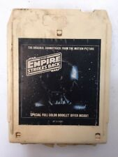 Star Wars - The Empire Strikes Back Original Sound Track 8 Track Tape Cartridge