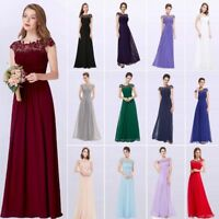 Ever-Pretty Plus Long Formal Evening Prom Party Dress Bridesmaid Dresses 09993