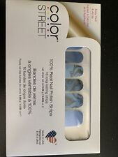 Color Street Nail Polish Strips - Northern Wonder - Duochrome Finish Retired