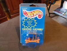 Hotwheels Color Change Flintstones Flintmobile Pebbles Cereal Exclusive 1995