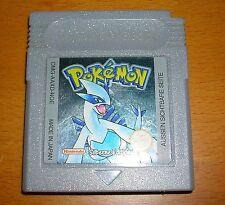 Game Boy Pokemon Silver Edition