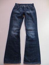Levi's 529 Bootcut Jeans Hose W 26 /L 32, TOP ! Denim mit KULT Waschung ! Gr. 34