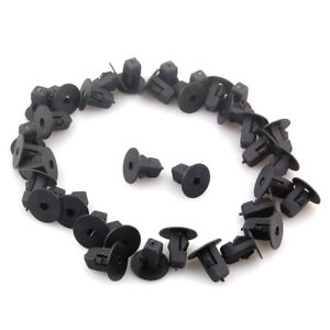 50pcs Car SUV Fender Liner Clips Screw Grommets Fit Toyota Camry Tacoma Tundra
