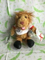 Official Germany World Cup Germany 2006 GoLeo plush - NWT - FIFA - (t17)