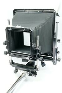 TOYO VIEW G 8X10 LARGE FORMAT CAMERA KIT **BRAND NEW BELLOWS + 4X5 ADAPTER**