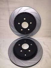 50% OFF 12 SLOTTED  Commodore VE VF SS V8 WM Statesman Rear Disc Rotors Holden