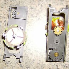 """""""2"""" NEW OLD STOCK AURORA AFX GEAR PLATE W MEAN GREEN 6 OHM ARMATURE"""