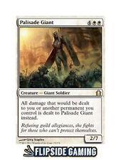4x Palisade Giant (Return to Ravnica) SP or Better Mtg ~Flipside2~