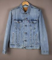 LEVI'S STRAUSS & CO Women Casual Denim Jacket Size M ASZ428