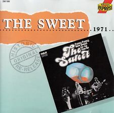 THE SWEET : FUNNY FUNNY... - 1971 / CD