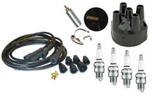 Complete Tune Up Kit For Ih Farmall A B C H M Amp Super A Tractors W H4 Magneto