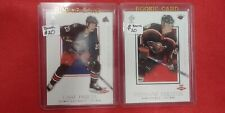 02 03 Private Stock Reserve Hockey Rookie Cards