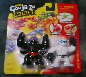 Brand New Heroes Of Goo Jit Zu ~ Pantaro VS Scorpius ~ Minis Versus Pack - Moose